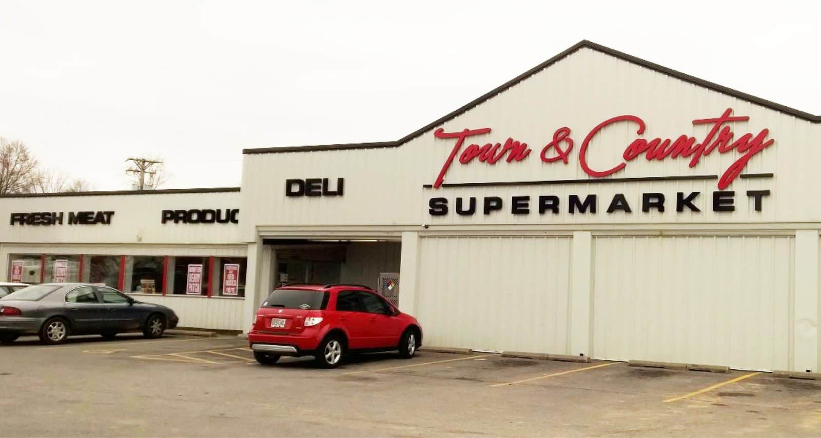 Sparta Town and Country Supermarkets
